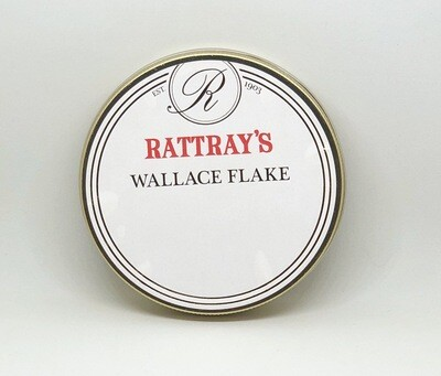 Rattray's Wallace Flake Pipe Tobacco 50g