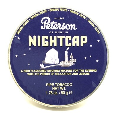 Peterson Dunhill Nightcap Pipe Tobacco 50g