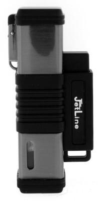 Jetline New York Triple Torch Cigar Lighter Silver