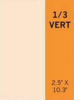 One-third Vert