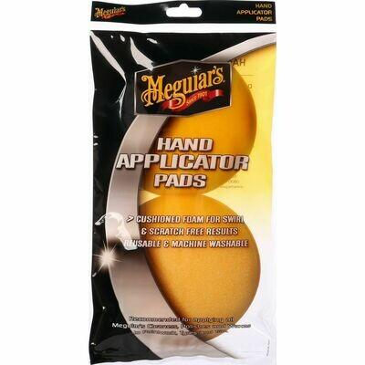 Meguiar's Hand Applicator Pad Twin Pack - PAD