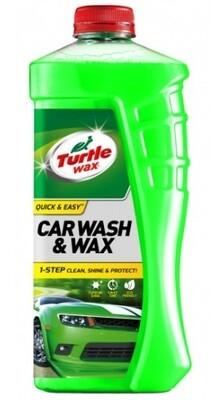Turtle Wax Wash & Wax Car Wash 1Ltr - T4065