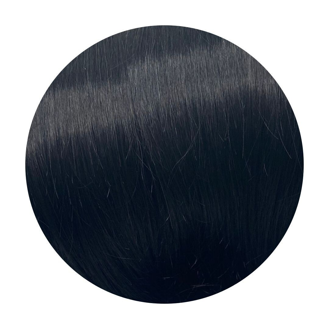Sleek HALO Hair Extensions 20inch Weft