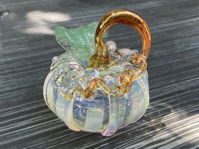 Glass Mini Pumpkin 306-68