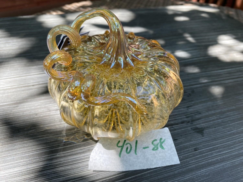 Glass Pumpkin 401-88