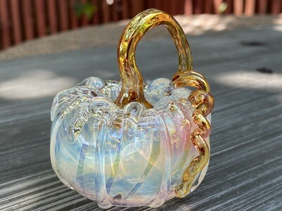 Glass Mini Pumpkin 315-48