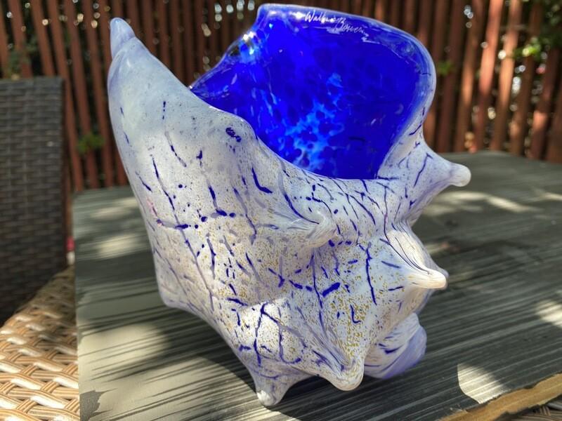 Glass Seashell 406-188