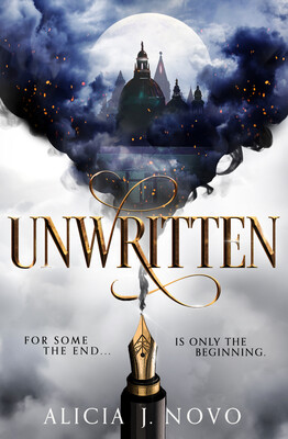Unwritten (The Zweeshen Chronicles #1)- SIGNED + Enamel pin (ends 05/10/21)