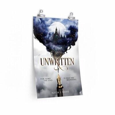 Unwritten poster