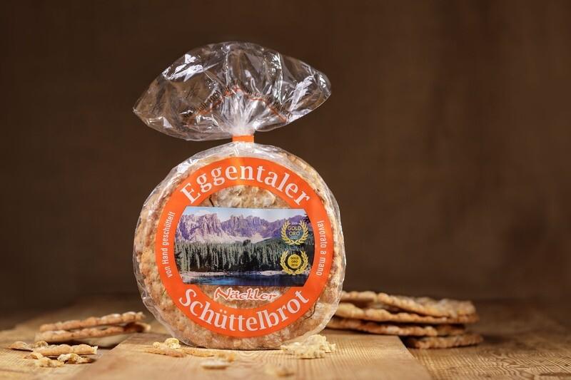 Eggentaler Schüttelbrot (20 Pakete à 420g)