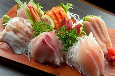 Deluxe Assorted Sashimi