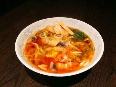 Kimchi Udon