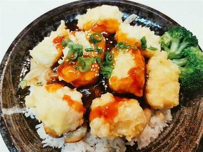 Tofu & Veggie Teriyaki