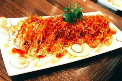 Sushi Heaven Roll