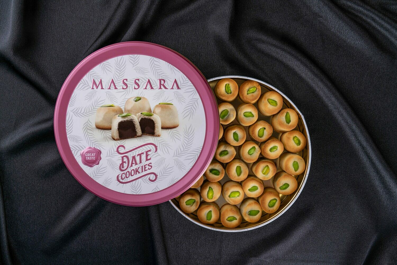 MASSARA Date Cookies (Vegan)