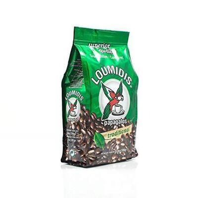 Loumidis Papagalos Greek Coffee 194gr