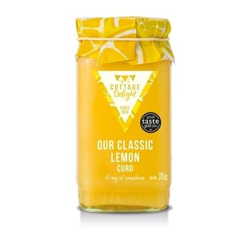 Our Classic Lemon Curd
