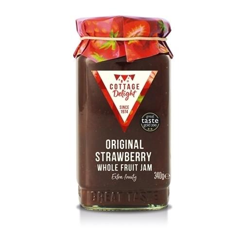 Original Strawberry Whole Fruit Jam