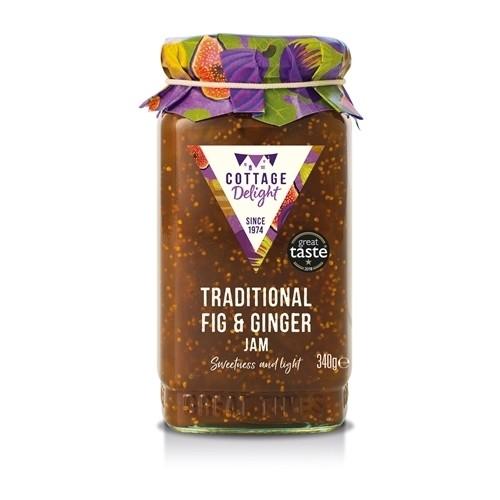 Traditional Fig & Ginger Jam