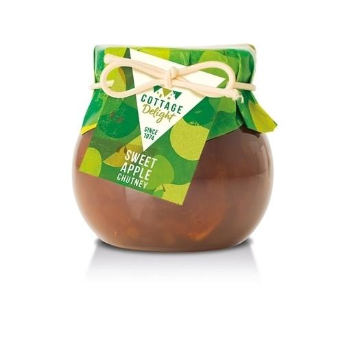 Sweet Apple Chutney