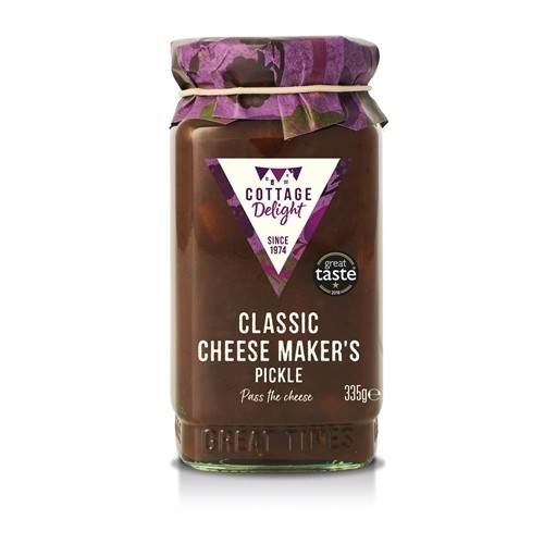 Classic Cheese Maker's Pickle