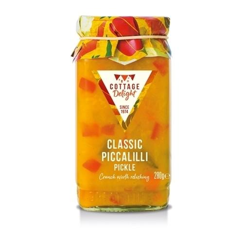 Classic Piccalilli Pickle