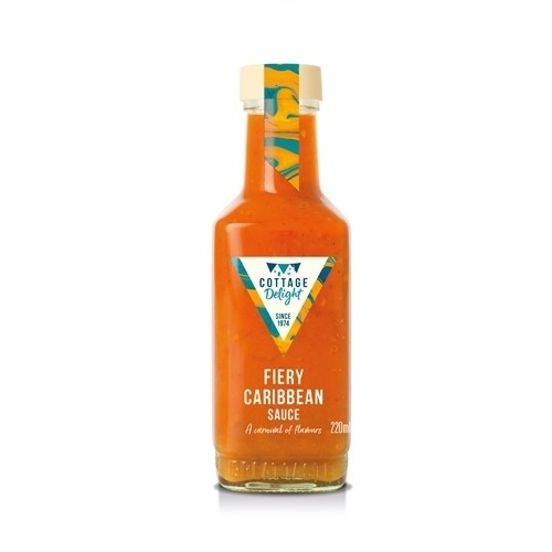 Fiery Caribbean Sauce