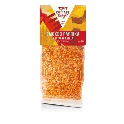 Smoked Paprika & Saffron Paella