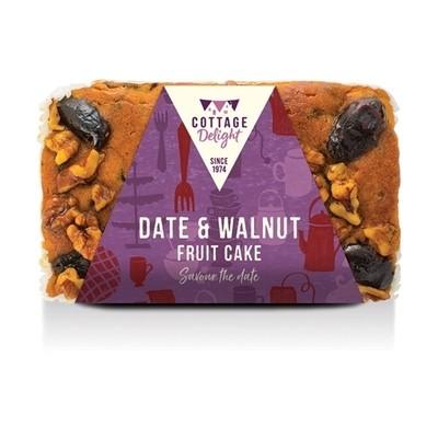 Date & Walnut Fruit Cake