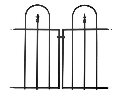 Triple Arch Finial Gate