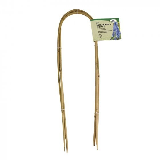 150cm Bambu Hoops, 3 Pack