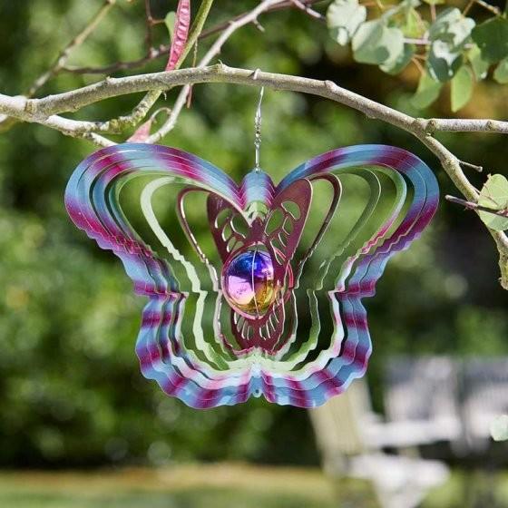 Gazing Butterfly Spinner