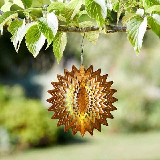 Golden Ray Spinner