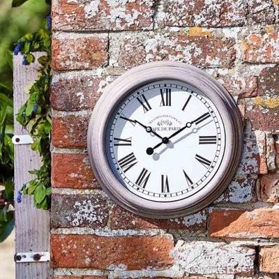 Biarritz 12in Wall Clock