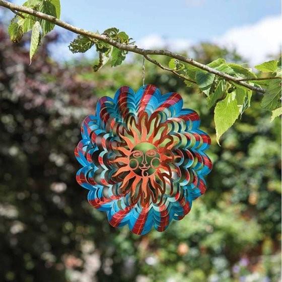 Autumn Sun Spinner