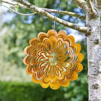 Golden Sun Spinner
