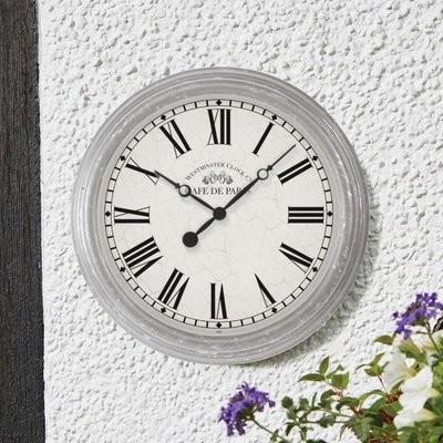 Biarritz Wall Clock