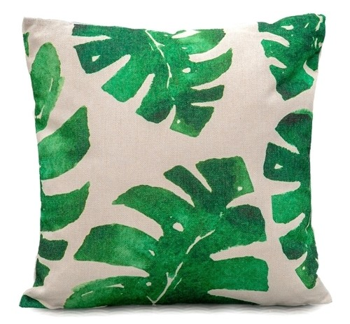 Banana Leaves Scatter Cushion