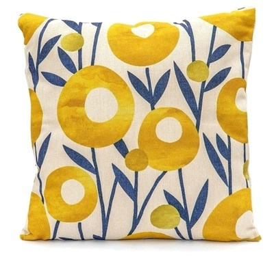 Nordic Flowers Scatter Cushion