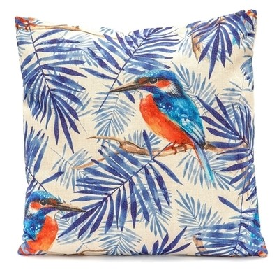 Kingfisher Scatter Cushion