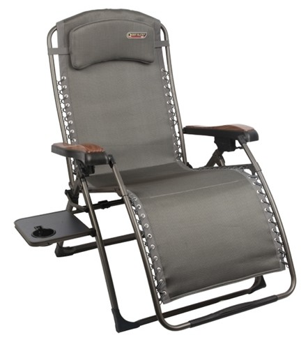 Naples pro relax chair with table