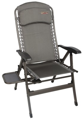 Naples pro comfort chair with table