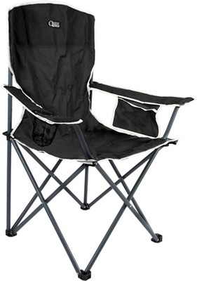 Festival chair in black