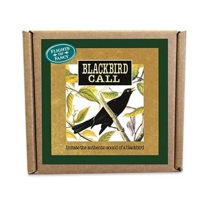 Handmade Blackbird Call