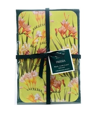 Freesia Scented Sachets