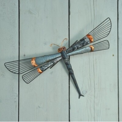 Decorative Wall Art - Dragonfly - Indonesian