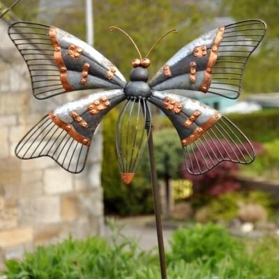 Decorative Garden Stake - Butterfly
