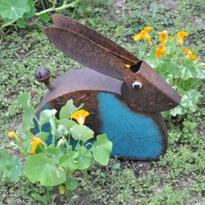 Decorative Garden Animal - Hare Small