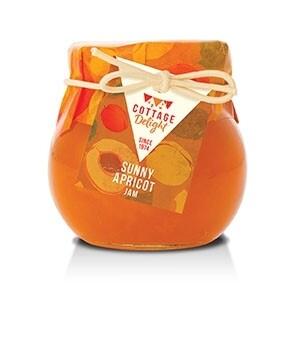 Sunny Apricot Jam