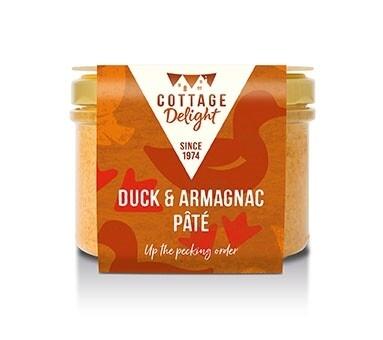 Duck & Armagnac Pâté
